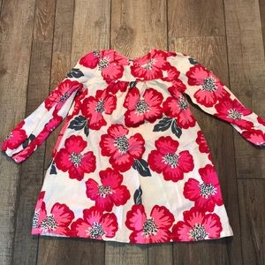 Osh Kosh girl's sz 5 dress euc